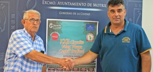 Motril recibe al Circuito de Voley Playa Costa Tropical con tres pistas nuevas
