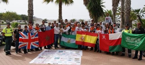 Motril se afianza como punto de salida de la 'Vuelta a las Dos Orillas'