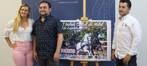 Playa Granada acoge este sábado el 'V Indoor de Enganches de Caballos Ciudad de Motril'