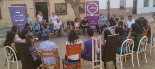 Podemos Motril valora la campaña y los resultados con la diputada Ana Terrón