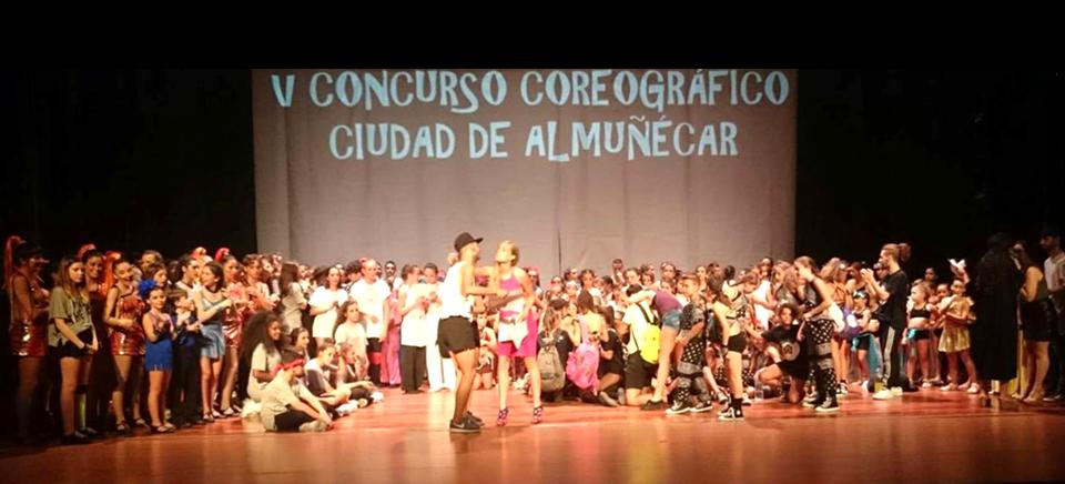 Solange Janssens muy satisfecha con el éxito del 5º Concurso Coreográfico 'Ciudad de Almuñécar'