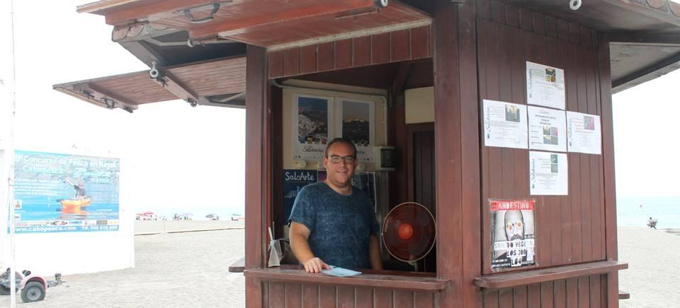 Turismo abre el punto de información en la playa