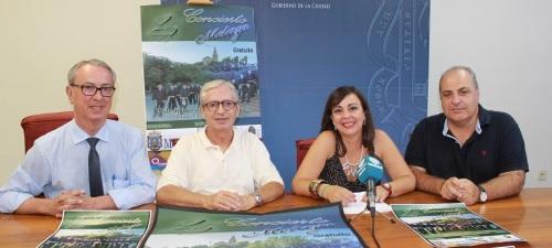 Concierto de 'Melaza' en el paseo marítimo 'Rey Balduino'