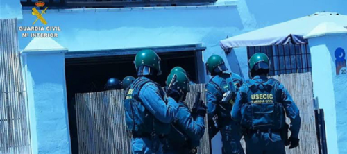 Desarticulada una organización intl. dedicada al trafico de drogas con base de operaciones en la costa granadina