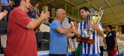 El CF Motril campeón de la I Copa Mancomunidad Costa Tropical de fútbol_