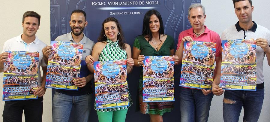 El 'I Motril Tropical Congress' llenará el CDT de ritmos latinos