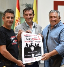 """El """"Almendra Rock"""" pone a Rubite en el mapa provincial de festivales de verano"""