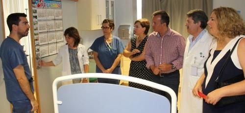 El Hospital Santa Ana reorganiza las consultas externas y urgencias para mejorar los procesos asistenciales