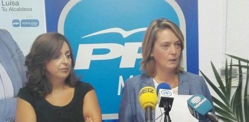 El PP se opone 'contundentemente' a la intención de la Junta de Andalucía de llevarse el agua de Rules a Málaga