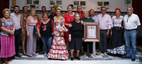 El pregón de la actriz y dramaturga Mar Corzo, Chos, da el pistoletazo de salida a las Fiestas Patronales de Motril