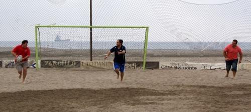La Playa de Poniente acogerá el 'VIII Torneo de Rugby Playa Ciudad de Motril'