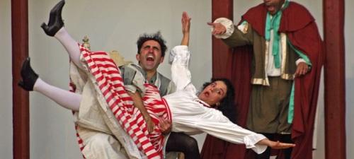Mañana homenaje a Cervantes en la  IV Muestra de Teatro Clásico de Almuñécar