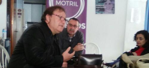 Podemos Motril no apoya la pretendida moción de censura del PP al gobierno municipal