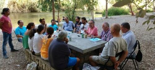 Podemos_Hay que tratar 'la necesidad de recuperar la gestión pública del agua'