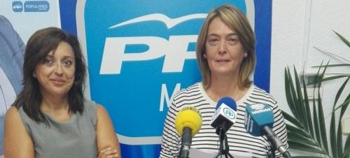 PP_'El Ayuntamiento a punto de ser intervenido por culpa de Almón'