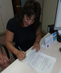 Stop Desahucios logra para una familia un alquiler social con el Banco Popular