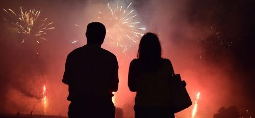 Tradición y fuego para despedir las Fiestas de Motril