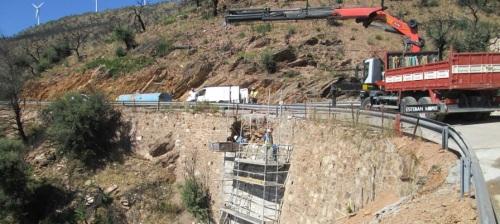 Diputación abre mañana al tráfico la carretera entre Lújar y Motril