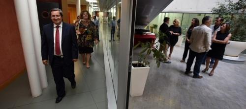 Diputación garantizará que ningún ayto. cierre por falta de personal