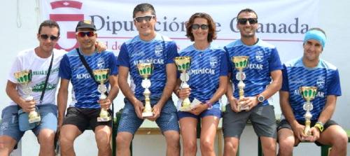 el-club-de-atletismo-sexitano-sumo-cinco-podios-en-el-trail-de-huescar