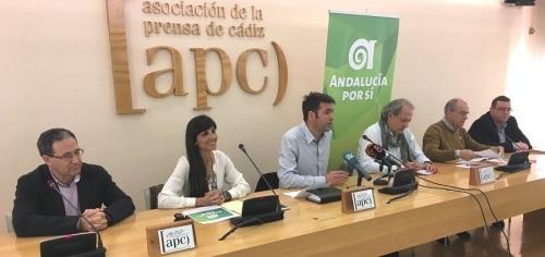 El Congreso Constituyente de 'AxSí' como fuerza política se celebrará el próximo 22 de octubre, en Sevilla