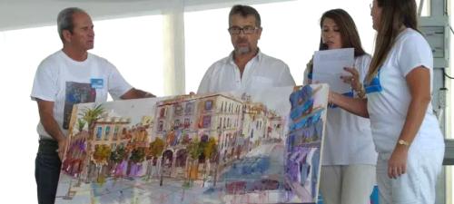 francisco-lunas-galvan-gana-el-concurso-de-pintura-rapida-ciudad-de-almunecar