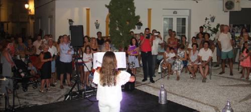 La Herradura celebró su particular 'Noche en Blanco'
