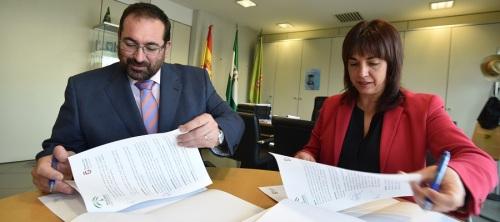 acuerdo-entre-diputacion-y-junta-para-poner-en-marcha-el-plan-progresa-de-empleo-e-integracion-social