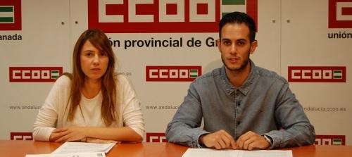 ccoo-denuncia-que-granada-es-la-2a-provincia-andaluza-con-mas-jovenes-con-trabajos-a-tiempo-parcial