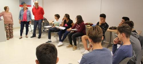 el-curso-de-formacion-para-mediadores-juveniles-prepara-al-alumnado-en-la-resolucion-de-conflictos