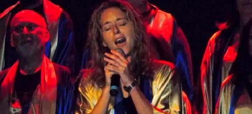 El grupo musical Góspel Sounds Granada se presentó con éxito en Almuñécar