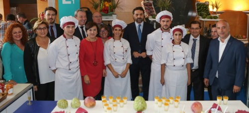 Granada Gourmet 2016.    Foto: Ramón L. Pérez