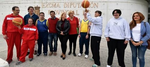 mas-de-160-deportistas-con-discapacidad-intelectual-participan-en-el-campeonato-de-baloncesto-de-andalucia