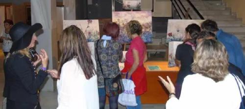 una-exposicion-clausura-el-v-encuentro-internacional-de-artistas-plasticos
