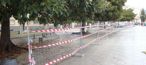 obras-de-mejora-en-la-interseccion-de-las-calles-menendez-pidal-y-fernan-caballero-en-la-rambla-de-los-alamos