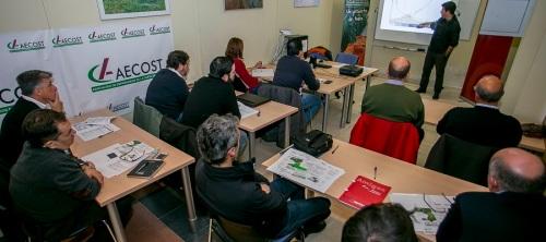 Curso en AECOST sobre la nueva metodología BIM de diseño en 3D