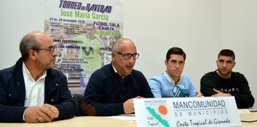 el-torneo-de-futbol-sala-jose-maria-garcia-reunira-en-almunecar-a-equipos-referentes-a-nivel-andaluz