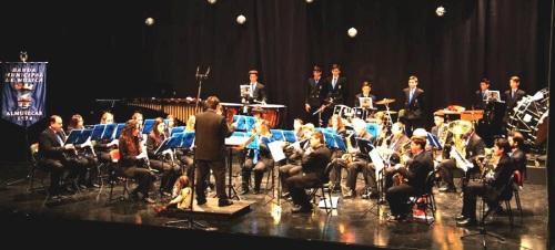 la-banda-de-musica-de-almunecar-ofrecio-un-bello-concierto-de-navidad