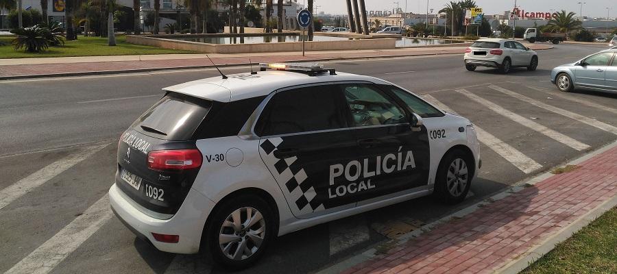 la-policia-local-detiene-a-un-individuo-que-conducia-de-forma-temeraria-por-el-centro-de-motril