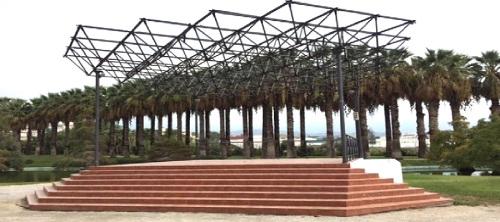 el-area-de-mantenimiento-parques-y-jardines-renueva-la-imagen-del-templete-del-parque-de-los-pueblos-de-america