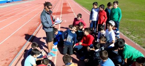 el-pmd-prepara-las-finales-de-la-jornadas-de-atletismo-escolar-para-el-27-de-enero