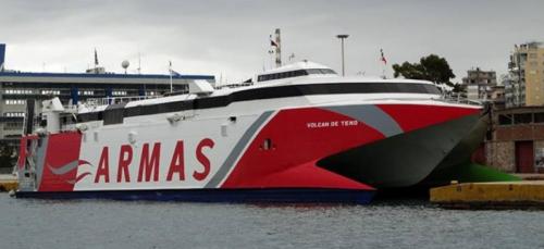 fast-ferry-de-armas-para-reforzar-las-lineas-con-melilla-y-marruecos