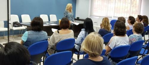 elian-artimez-en-uno-de-los-talleres-con-metodologia-coaching