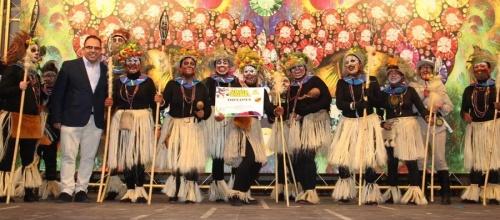 la-herradura-vivio-una-intensa-fiesta-de-carnaval-durante-el-fin-de-semana