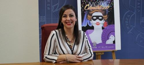 la-teniente-de-alcalde-alicia-crespo-durante-la-presentacion-del-programa-de-los-carnavales-2017