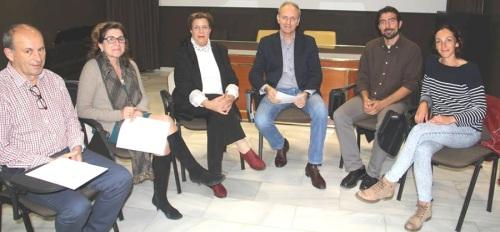 Almuñécar celebró con éxito los talleres de empatía y la no violencia en los Institutos de Secundaria