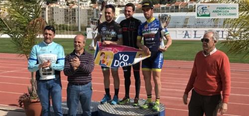 Almuñécar puso en marcha el Circuito Provincial de Granada BTT Maratón