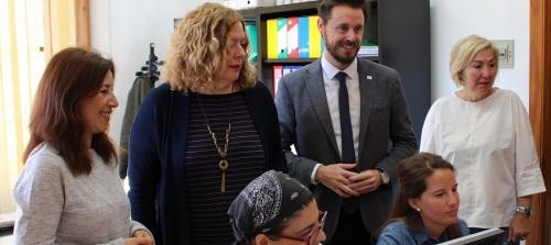 Andalucía Orienta dedica más de 351 mil euros en Motril a asesorar y orientar a desempleados de larga duración