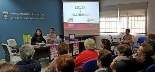 Beatriz Martín, psicóloga de Afavida, habló sobre 'Mujer y Alzheimer'