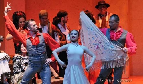 Christina Pagés brilla con luz propia en los espectáculos de TOT Dance Company_